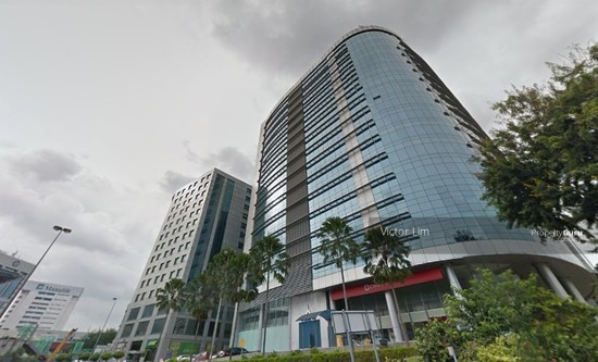 UOA Damansara I MSC office various size available near LRT station  133065501