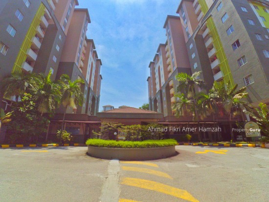 Aliran Damai Apartments  133071954