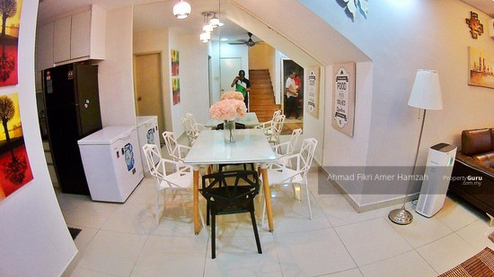 [ GROUND FLOOR ] Double Storey Townhouse Crestin Park Kajang  133073096