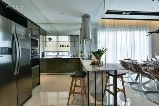 NEW MODERN FREEHOLD( HIGH END LINK VILLA)  133164581