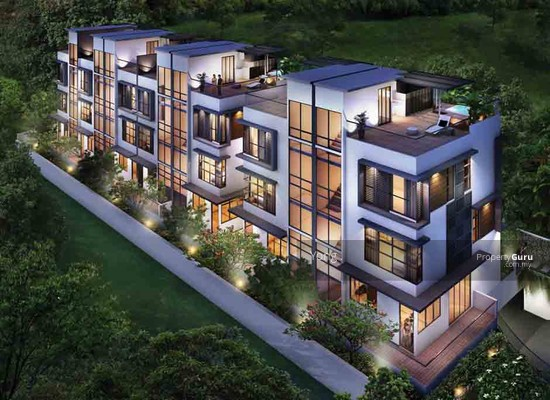 NEW MODERN FREEHOLD( HIGH END LINK VILLA)  133164589