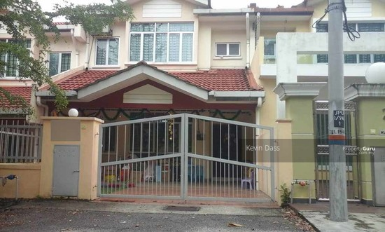 DOUBLE STOREY HOUSE IN PUCHONG UTAMA 1, PUCHONG FOR SALE  133211127