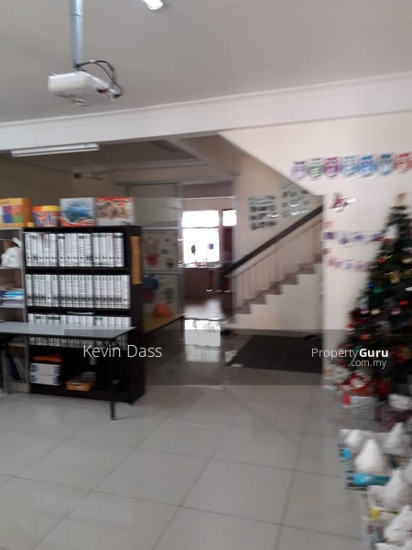 DOUBLE STOREY HOUSE IN PUCHONG UTAMA 1, PUCHONG FOR SALE  133211136