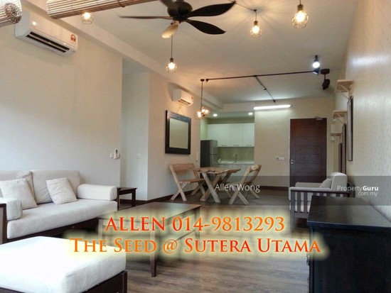 The Seed @ Sutera Utama The Seed @ Sutera Utama (Condominium concept) for RENT 133280897