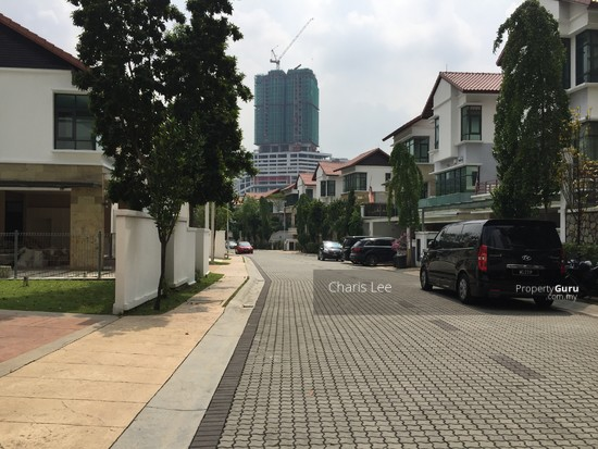 [Renovated and Extended] BayRocks Garden Waterfront Villas, Sunway South Quay  133288063