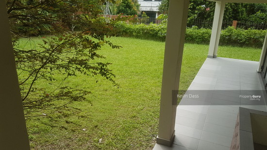 BUNGALOW IN FEDERAL HILL BANGSAR FOR RENT  133922404