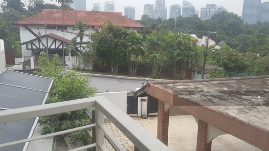 BUNGALOW IN FEDERAL HILL BANGSAR FOR RENT  133922423
