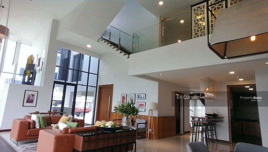 3 Storey Bungalow Exclusive Corner Lot Setia Alam. Shah ALam. Brand New with ID and Private Pool  133710131