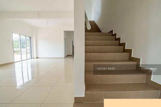 Newly completed with CCC 2 Storey Terrace Jugra Banting  136378617