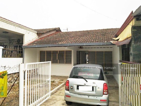 Single Storey Terrace Seksyen 2 Shah Alam  134015589