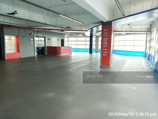 IOI Boulevard corner office face LDP at Bandar Puchong Jaya near LRT station   134069648