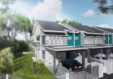 New Project Double Sty Kg Lombong Seksyen 29 Shah Alam ~ Full Loan - Property For Sale in Malaysia