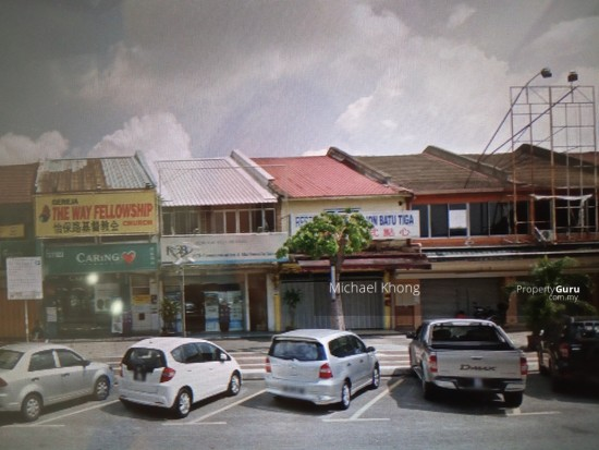 Ipoh Road 1st  Floor Shop Batu 3 Facing Main Road for Rent  134456537