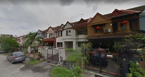 Usj 2 house for sale 22x75 freehold  134778886