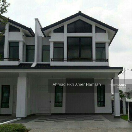 [CLUSTER] Double Storey Semi-Detached Eco Majestic Semenyih  135084349