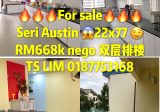 Seri austin / 22x77 near dato onn - Property For Sale in Singapore