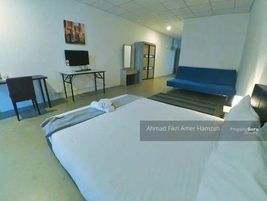 Hotel Unit at D Gateway Perdana Hotel at Bangi Gateway, Selangor  135879993