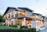 Freehold New 2Sty, Bandar Baru Salak Tinggi - Property For Sale in Singapore