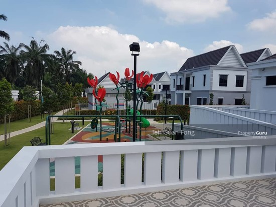 Eco Meadows Under value 2 Storey Terrace Gated Guarded Simpang Ampat Eco world  136161199
