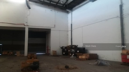 FACTORY WAREHOUSE IN JALAN SEGAMBUT FOR RENT  136588629