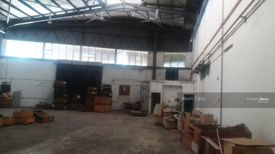 FACTORY WAREHOUSE IN JALAN SEGAMBUT FOR RENT  136588631