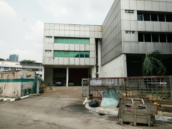 FACTORY WAREHOUSE IN JALAN SEGAMBUT FOR RENT  136588635