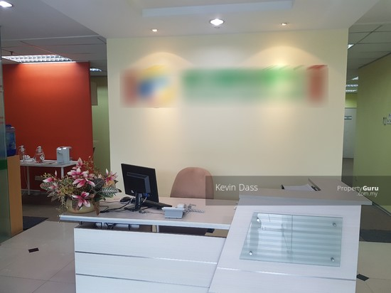 OFFICE IN IOI BUSINESS PARK PUCHONG FOR RENT  136665675