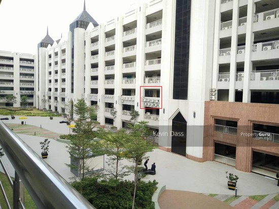 OFFICE IN IOI BUSINESS PARK PUCHONG FOR RENT  136665685