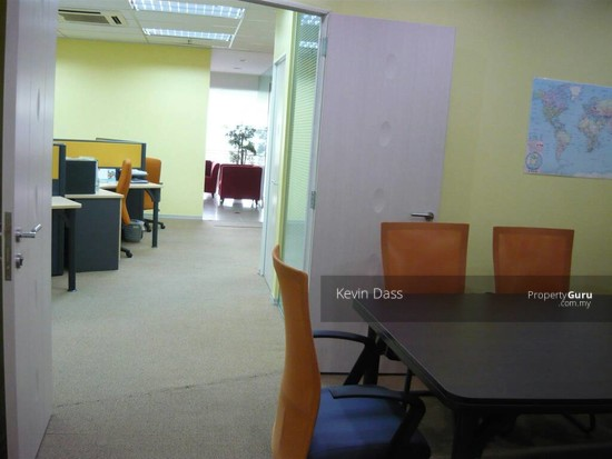 OFFICE IN IOI BUSINESS PARK PUCHONG FOR RENT  136665688