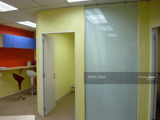 OFFICE IN IOI BUSINESS PARK PUCHONG FOR RENT  136665691