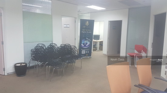 OFFICE IN IOI BUSINESS PARK PUCHONG FOR RENT  137027489