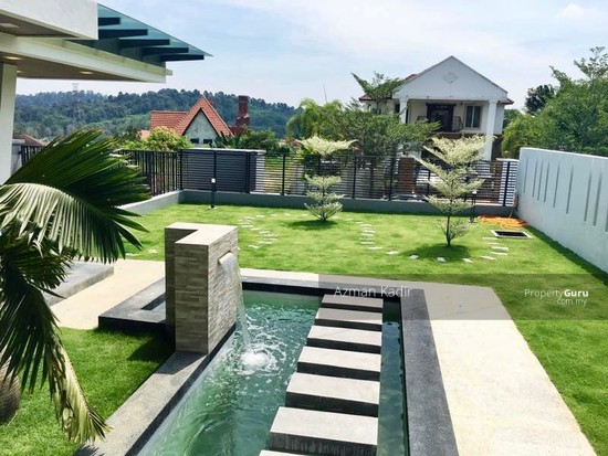 Luxury Bungalow Seksyen 8 Shah Alam with Amazing View  136972157