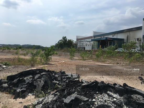 NILAI INDUSTRIAL ESTATE PRIME INDUSTRIAL LAND HIGH VISIBILITY NEAR HIGHWAY FLAT READY TO BUILD  136972834