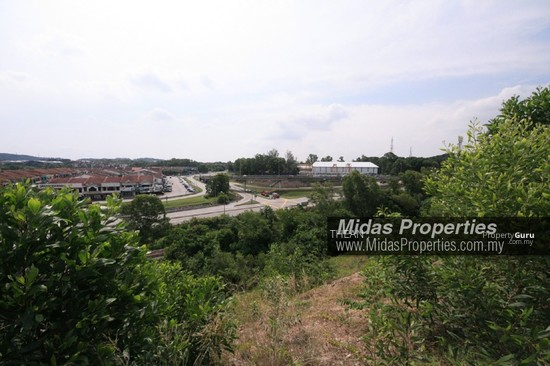 NILAI INDUSTRIAL ESTATE PRIME INDUSTRIAL LAND HIGH VISIBILITY NEAR HIGHWAY FLAT READY TO BUILD  136972865