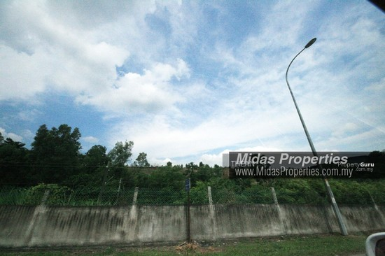 NILAI INDUSTRIAL ESTATE PRIME INDUSTRIAL LAND HIGH VISIBILITY NEAR HIGHWAY FLAT READY TO BUILD  136972868