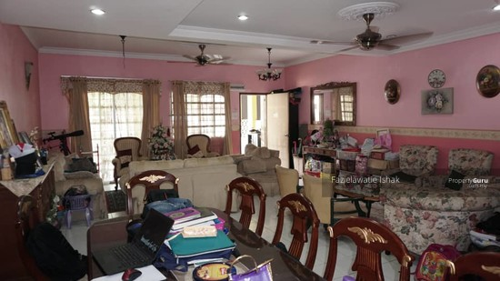 Double Storey Seksyen 3 Bangi Perdana RENOVATED    136986981