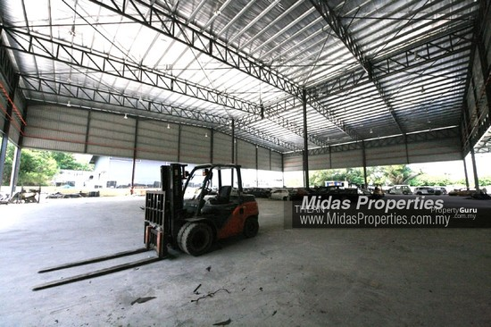 ARAB MALAYSIAN INDUSTRIAL PARK NILAI INDUSTRIAL ESTATE NEW WAREHOUSE WITH CF NEAR HIGHWAY  136987423