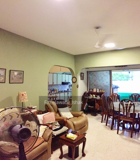 Double Storey Taman Seputeh KL (Midvalley) EXTENDED & WELL MAINTAINED -FREEHOLD  137017870