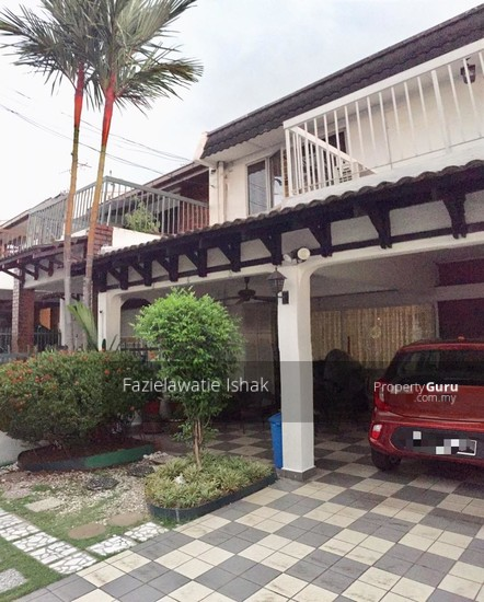 Double Storey Taman Seputeh KL (Midvalley) EXTENDED & WELL MAINTAINED -FREEHOLD  137017900