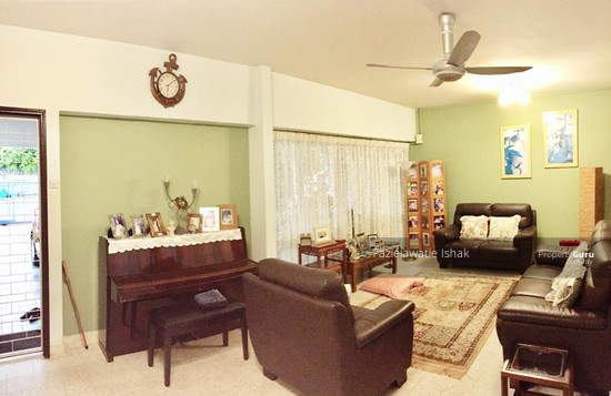 Double Storey Taman Seputeh KL (Midvalley) EXTENDED & WELL MAINTAINED -FREEHOLD  137017908