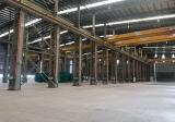 Pasir Gudang Overhead Crane Heavy Industry Detached Factory (180k Bua) 5600 Amp Power Supply - Property For Sale in Malaysia