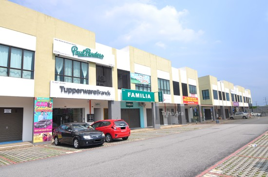 GROUND FLOOR | GOOD AREA Shoplot Crystal Ville Vita Cyberjaya   137096882