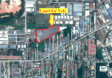 JALAN BUKIT KEMUNING SEKSYEN 32 PRIME INDUSTRIAL LAND EASY ACCESS TO HIGHWAY FREEHOLD - Property For Sale in Malaysia
