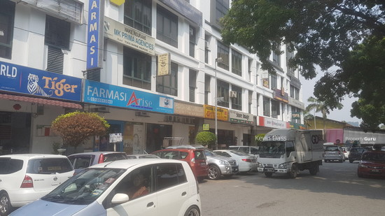 HALF SHOP FOR RENT IN PUCHONG PRIMA  137456868