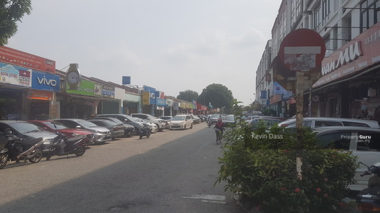 HALF SHOP FOR RENT IN PUCHONG PRIMA  137456869