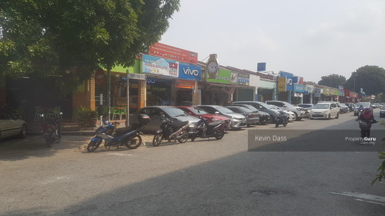 HALF SHOP FOR RENT IN PUCHONG PRIMA  137456870