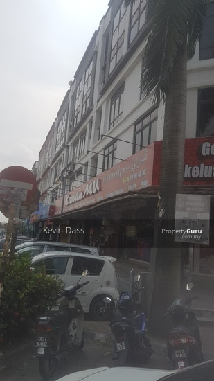 HALF SHOP FOR RENT IN PUCHONG PRIMA  137456871