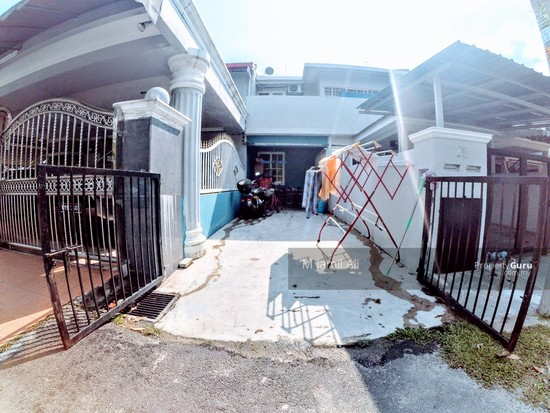 Pandan Indah Townhouse Ground Floor Unit Extended  137689593