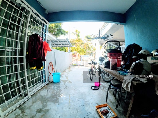 Pandan Indah Townhouse Ground Floor Unit Extended  137689600