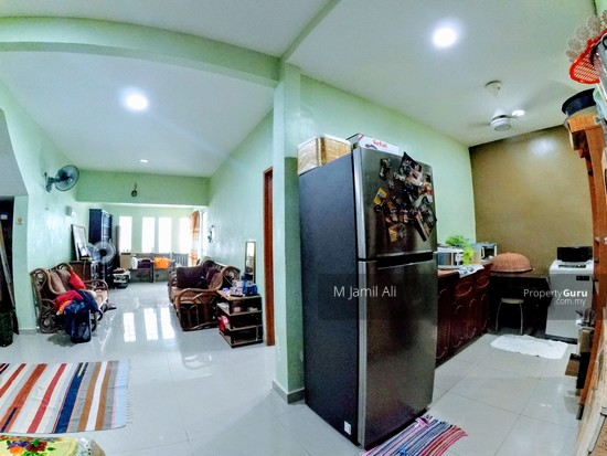 Pandan Indah Townhouse Ground Floor Unit Extended  137689632